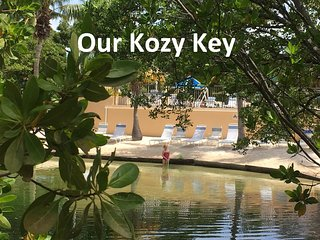 Our Kozy Key - Paradise FUN at your door.