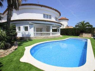 ALAMO Gran villa piscina privada y WiFi gratis