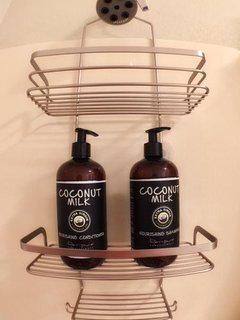 Coconut Milk Shampoo & Conditioner