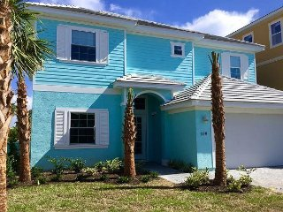 JUST RELEASED!  Blue Breeze In Cinnamon Beach! 5 Suites & Private Pool !!!