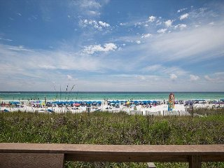 Steps Away From Sugar White Sands! Fun Beach Theme 1 Bedroom