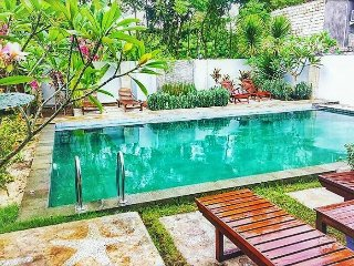 Private Four Bedroom Villa with Pool.