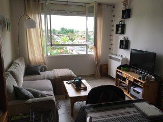 Appartement 25 min bordeaux et 45 min des plages
