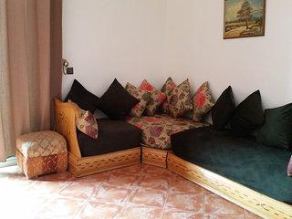 Appart avec terrasse sur piscine à Sidi Bouzid