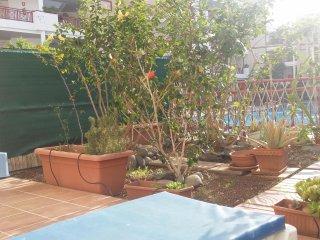bellissimo appartamento con giardino