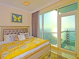 Luxury 3 Bed + Maid's Room with sea view in Jumeirah Beach Residence