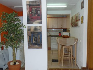 Apartamento Confortable para tu grupo  en Plaza Espanya