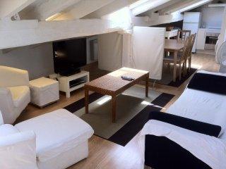 Fuenterrabia, precioso y espacioso apartamento a 50 m del mar