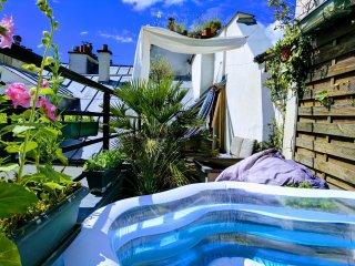 Superbe duplex avec terrasse au ceour de Paris