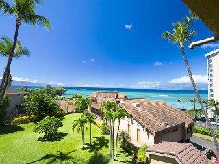 Epic Kahana Villa F406 - Oceanview 1 BDR Condo