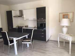 Brand-new apartment located in front of the beautiful park of Fausto Noce