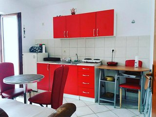 Apartement - 1 Bedroom - 1 kitchen with dining room - 1 bathroom - Sleeps 3