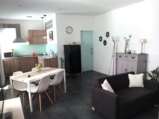 Singular apartamento-loft en pleno centro