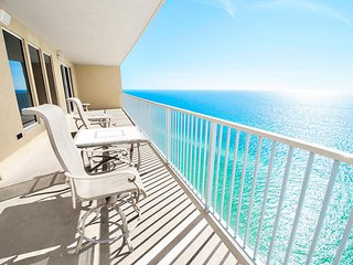 GulfFRONT 3BR *Treasure Island 2212! OPEN 10/9-10/11 $778- Wraparound Balcony!