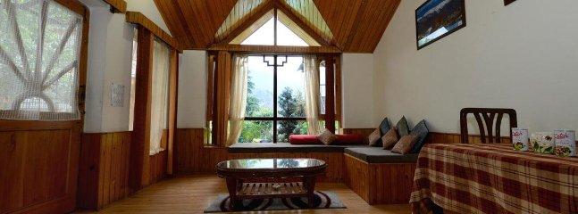 2BHK Luxury Villa in Manali
