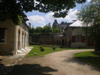 Au coeur des châteaux de la Loire, Les Ecuries de Jallanges