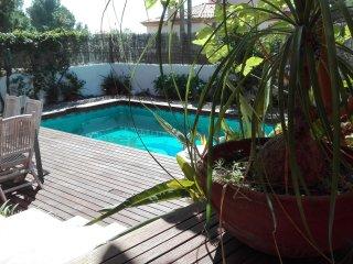 PET FRIENDLY!Casa con piscina cerca de Sitges.
