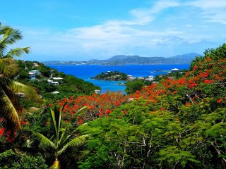 BIG PRICE DROP!! Extraordinary Echo FALL SALE! Awesome views minutes to Cruz Bay