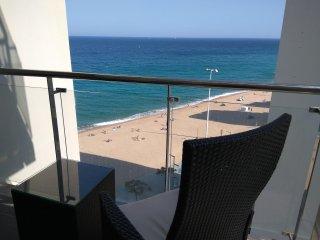 Platja d'Aro Apart. a pie de playa, alto standing, 3 habitaciones, 7 personas
