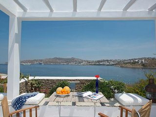 AMAZING MYKONOS VIEW VILLA - THEA VIEW