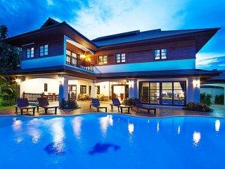 Lanna Karuehaad Villa B 7 Bed Pool Residence Chiang Mai