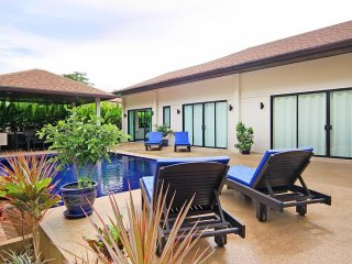 Villa Anyamanee 4 Bed Villa with Private Pool in Nai Harn South Phuket