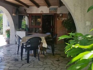 Apartment 4 in Opatija beneath Ucka mountain, lots of greenery, cozy,near Rijeka