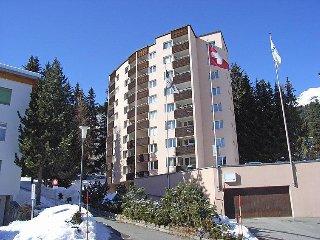 2 bedroom Apartment in Davos, Praettigau Landwassertal, Switzerland : ref