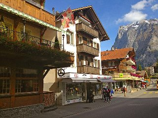 2 bedroom Apartment in Grindelwald, Bernese Oberland, Switzerland : ref 2297259
