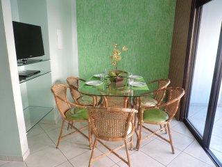 Apartamento Temporada Guarujá - Apto 12