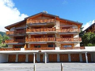 2 bedroom Apartment in Ovronnaz, Valais, Switzerland : ref 2296499