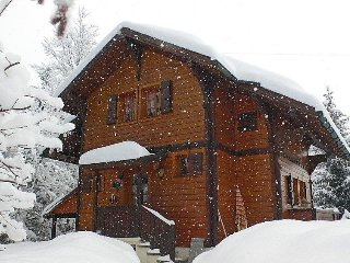 2 bedroom Villa in Gryon, Alpes Vaudoises, Switzerland : ref 2296367