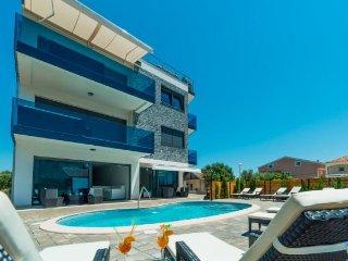 Villa Mealissa Insel Vir  Apartment A 1 4+2