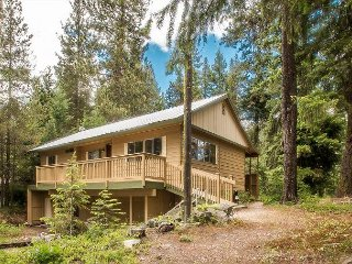 15% OFF MARCH SPECIAL-HEAVENLY LAKE HAVEN Views of Lake Wenatchee,HotTub/WIFI