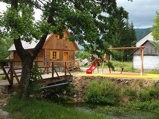 Plitvice Vodenica Vrelo cottage