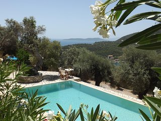 Villa Cristina - Charming villa with an amazing and peaceful view on Sivota
