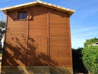 Casa de madera en conil