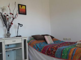 Sleeps 2. Studio with Private Terrace. Close to Altinkum Beach.
