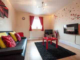 Dreamer's Delight - City Centre Apartment