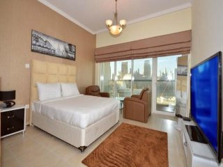 Spacious Studio near Burj Khalifa/Dubai Mall