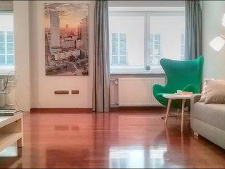 1BR Apartment MAZOWIECKA