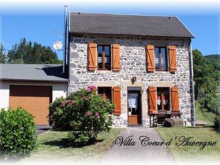 Villa Coeur d'Auvergne  4*