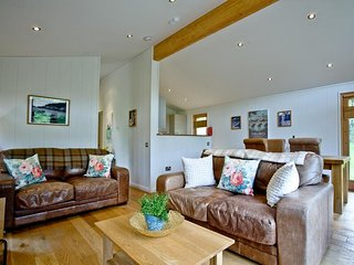 5 Lake View located in Lanreath, Cornwall