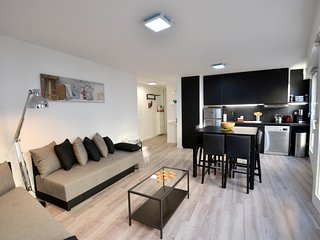 Large bright apartment of Standing in Bastille