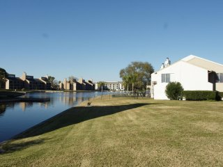 Spacious, 4-bedroom, waterfront town home located in Walden on Lake Conroe.