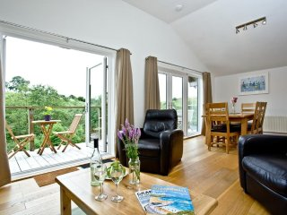 3 Lake View located in Lanreath, Cornwall