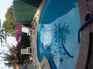 Rchalet piscina particular