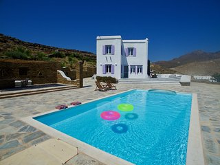Villa Pounda | Luxurious Privacy in Tinos, Aegean
