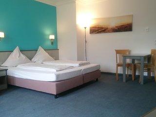 Bed & Kitchen Cityappartments Dresden - gemütlich schlafen und kochen im Herzen