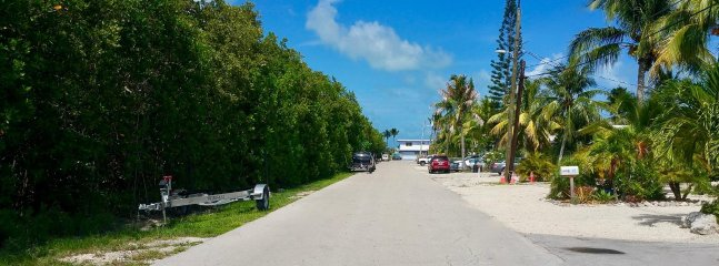 Quiet, dead end street
